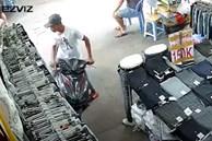 Giả vờ làm nhân viên, người đàn ông lấy cắp xe máy ở TP.HCM