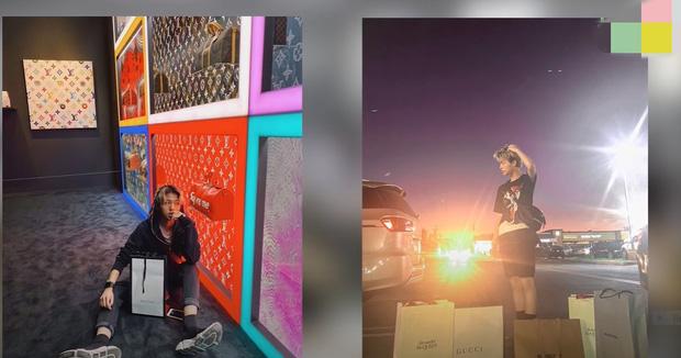 Rich kid Nhất Hoàng tá hoả vì bị dùng ảnh để minh hoạ cho nam sinh tốt nghiệp cấp 3 được mẹ tặng siêu xe-4
