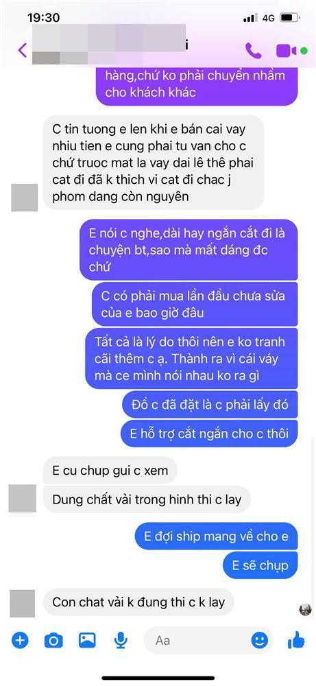 Mẹ Phạm Hương bị tố bom hàng 10 triệu đồng, thái độ thách thức người bán bóc phốt lên mạng xã hội?-2