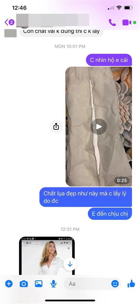 Mẹ Phạm Hương bị tố bom hàng 10 triệu đồng, thái độ thách thức người bán bóc phốt lên mạng xã hội?-3