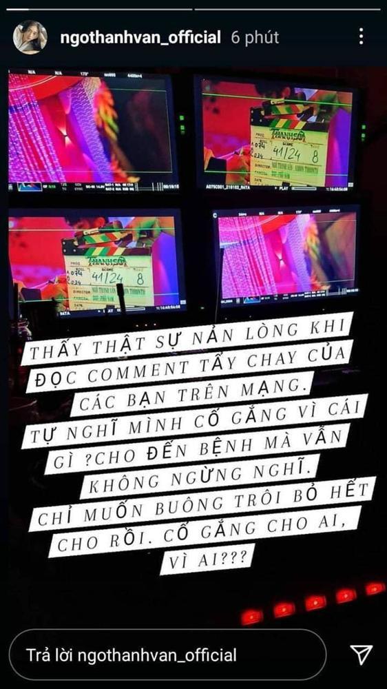 Ngô Thanh Vân cứ ra phim là có scandal: Là chiêu trò PR khóc lóc kể khổ hay liên tiếp gặp vận xui?-9