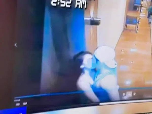 Lộ đoạn clip Á hậu Philippines hôn đắm đuối trai lạ trong khách sạn và thực hư tờ kết quả pháp y khẳng định không có dấu hiệu cưỡng hiếp-1