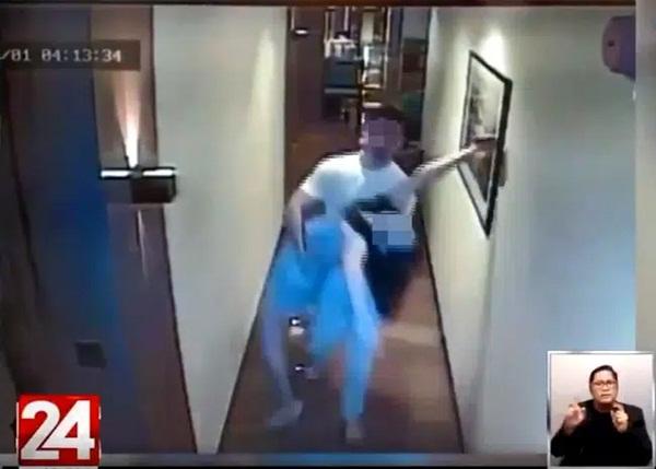 Lộ đoạn clip Á hậu Philippines hôn đắm đuối trai lạ trong khách sạn và thực hư tờ kết quả pháp y khẳng định không có dấu hiệu cưỡng hiếp-2