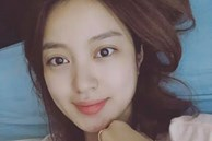Mi Vân gây choáng váng khi đăng ảnh mộc 100% lúc vừa ngủ dậy, quả không hổ danh nhan sắc hot girl đời đầu đình đám