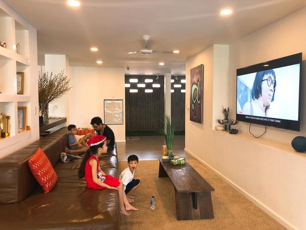 """Thăm nhà Hồ Ngọc Hà: Phòng khách rộng thênh có view bể bơi, phòng ngủ sang chảnh nhìn muốn xỉu ngang""""-8"""