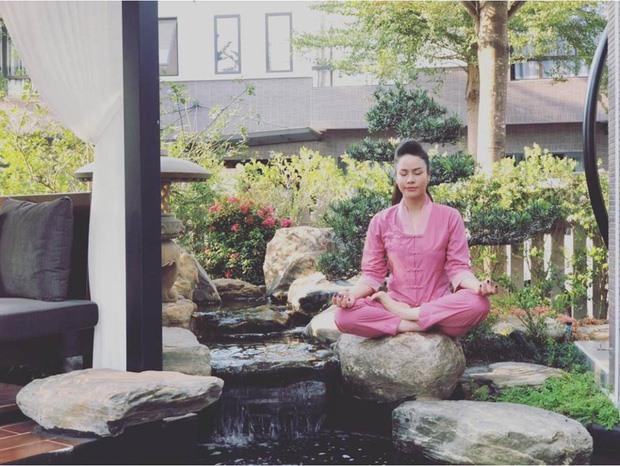 Bên trong biệt thự 20 tỉ có vườn, hồ cá của ca sĩ Nhật Kim Anh-7