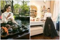 Bên trong biệt thự 20 tỉ có vườn, hồ cá của ca sĩ Nhật Kim Anh