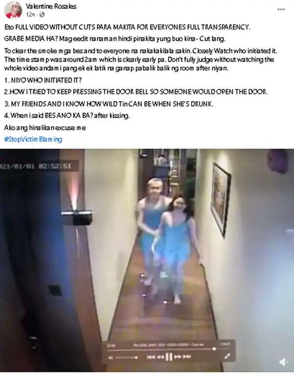 Người đàn ông tự nhận đã hôn nữ tiếp viên hàng không Philippines lên tiếng khẳng định không vào phòng cùng nạn nhân-2