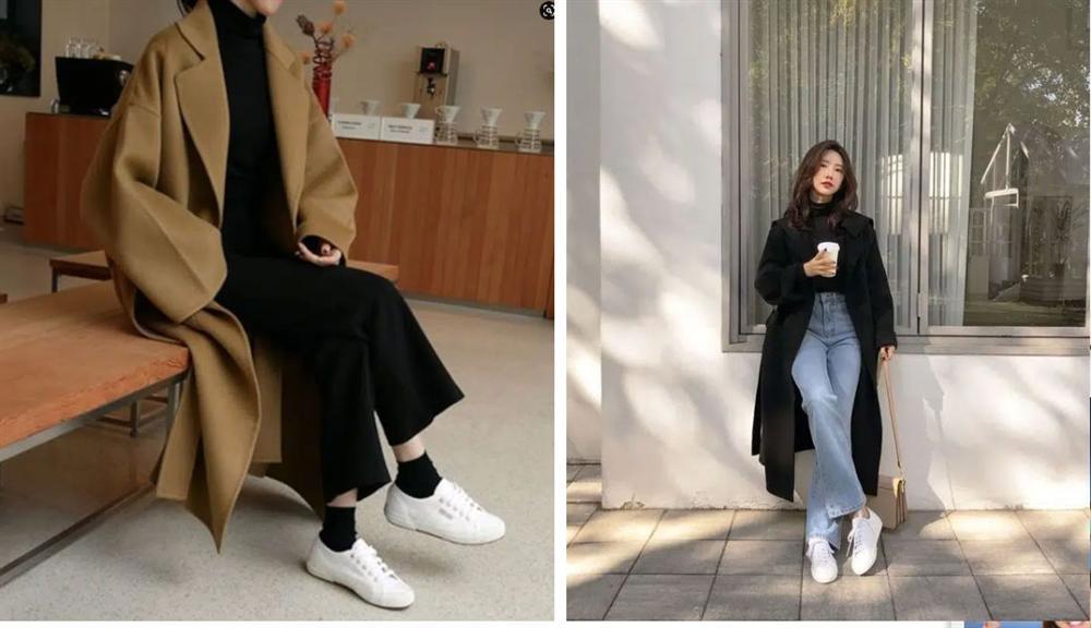 Hội mặc đẹp đưa ra loạt dẫn chứng cực xịn về lý do chọn 3 kiểu giày này khi mặc áo khoác dáng dài-3