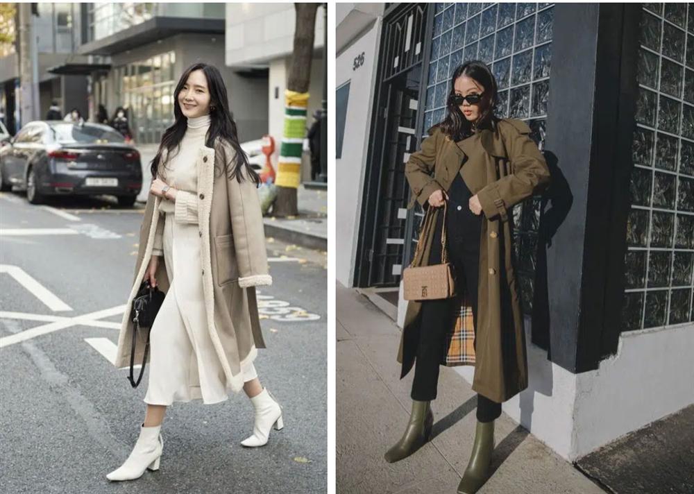 Hội mặc đẹp đưa ra loạt dẫn chứng cực xịn về lý do chọn 3 kiểu giày này khi mặc áo khoác dáng dài-7