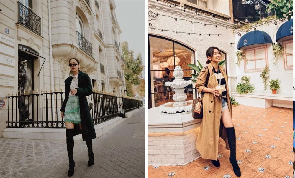 Hội mặc đẹp đưa ra loạt dẫn chứng cực xịn về lý do chọn 3 kiểu giày này khi mặc áo khoác dáng dài-11
