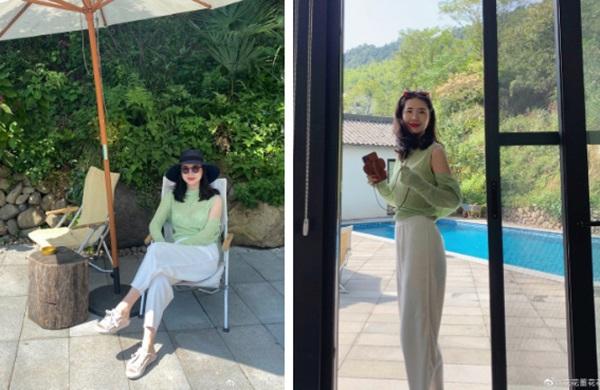 Hotgirl cặp kè với chủ tịch Taobao đăng ảnh cũ, dân mạng liền xôn xao: Nhan sắc quá phèn làm sao sánh được khí chất quý tộc của vợ chính thức-6