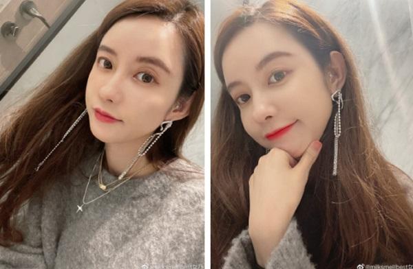 Hotgirl cặp kè với chủ tịch Taobao đăng ảnh cũ, dân mạng liền xôn xao: Nhan sắc quá phèn làm sao sánh được khí chất quý tộc của vợ chính thức-3
