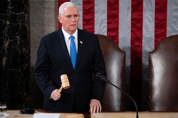 Quốc hội Mỹ tuyên bố ông Biden đắc cử-1