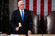 Quốc hội Mỹ tuyên bố ông Biden đắc cử