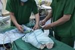 Mang thai đôi và có một thai ngôi ngược, mẹ Sài Gòn vẫn quyết tâm sinh thường không tiêm giảm đau, cảm giác như bị xé thịt sống-7