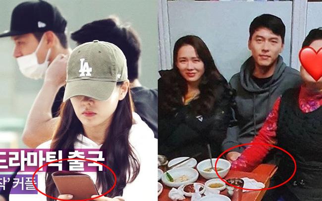 Hyun Bin bị phát hiện có hành động đáng yêu này với Son Ye Jin-1