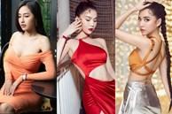 Mỹ nhân Việt ăn mặc 'nhức mắt' năm 2020: Mai Phương Thúy chăm o ép vòng 1 đẫy đà - Độ nóng bỏng 'chết người' không ai địch nổi Ngọc Trinh