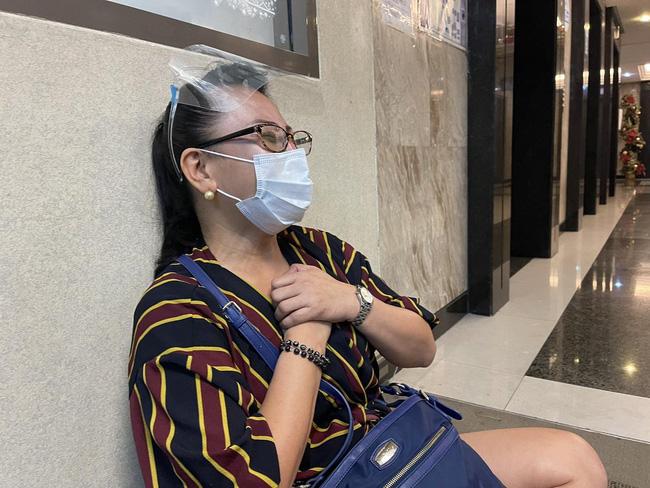 Chuyến bay cuối cùng của Á hậu Philippines: Thi hài nằm trong quan tài lạnh lẽo được đưa về quê nhà, tang lễ riêng tư đẫm nước mắt-6