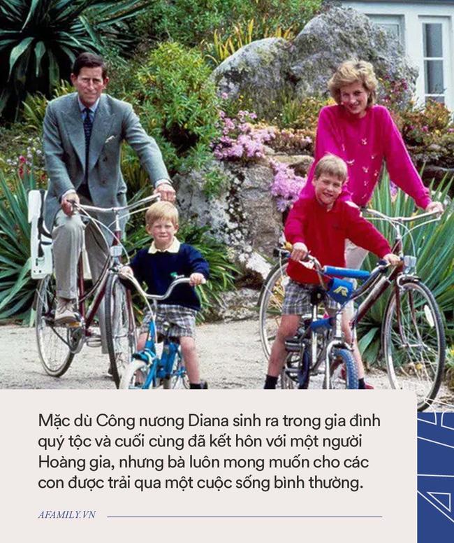 Công nương Diana – bà mẹ hiện đại dám phá vỡ nhiều quy tắc của Hoàng gia Anh, có rất nhiều điểm đáng để bạn học hỏi-4
