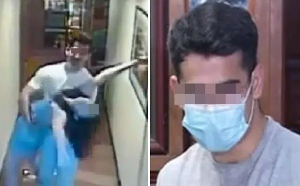 Người đàn ông bế Á hậu Philippines trong trạng thái cứng đờ tung bằng chứng khẳng định không có tình tiết xâm hại, hiếp dâm-1