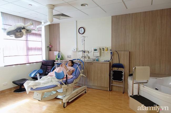 Mang thai đôi và có một thai ngôi ngược, mẹ Sài Gòn vẫn quyết tâm sinh thường không tiêm giảm đau, cảm giác như bị xé thịt sống-1