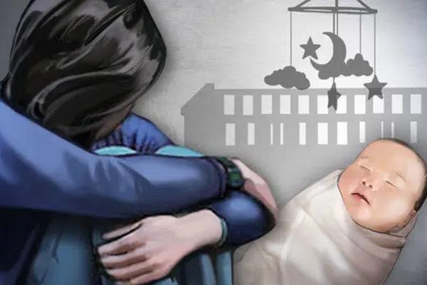 Mới sinh được 13 ngày, cô dâu Việt ở Hàn Quốc để lại thư tuyệt mệnh, ôm con nhỏ nhảy lầu tự tử khiến đứa trẻ tử vong tại chỗ-1