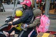 Cập nhật: Nhiều tỉnh, thành cho học sinh nghỉ khi thời tiết dưới 10 độ, có nơi để phụ huynh tự quyết định
