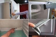 Mẹo giúp lỗ thoát nước của tủ lạnh sử dụng tốt, không bị đóng băng