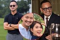 MC Thu Hoài kêu trời vì chồng CEO tăng vù vù 10kg sau khi kết hôn: 'Tác hại' của hạnh phúc là đây?