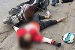Vụ cô gái bị nam thanh niên sát hại dã man ở Hà Nội: Người thân khóc ngất giữa đêm đông lạnh giá tại hiện trường-10