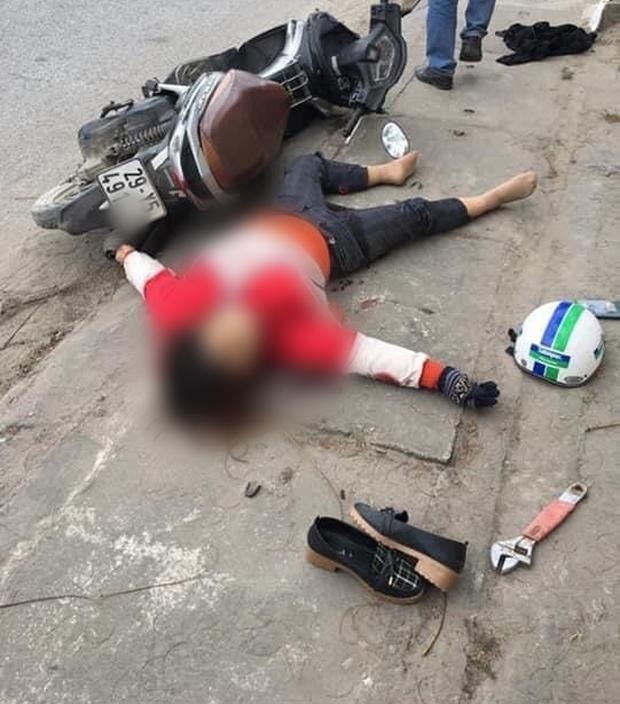 """Bố cô gái bị sát hại giữa phố Hà Nội hé lộ nguyên nhân vụ việc: 2 đứa lái taxi rồi nảy sinh tình cảm, chúng nó có gia đình rồi nên quyết chấm dứt mà thằng kia không chịu""""-4"""