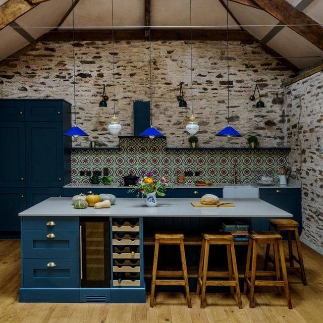 11 cách tạo không gian bếp đồng quê cho năm 2021, chỉ nhìn một cái đã thấy quyến rũ hơn cả bếp phố-3