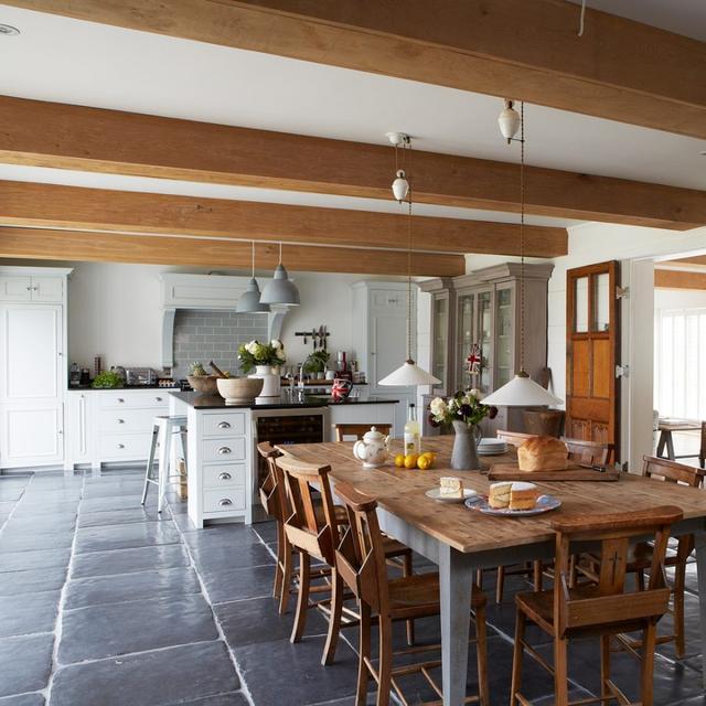 11 cách tạo không gian bếp đồng quê cho năm 2021, chỉ nhìn một cái đã thấy quyến rũ hơn cả bếp phố-4