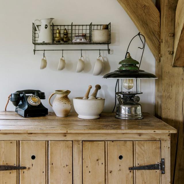 11 cách tạo không gian bếp đồng quê cho năm 2021, chỉ nhìn một cái đã thấy quyến rũ hơn cả bếp phố-9