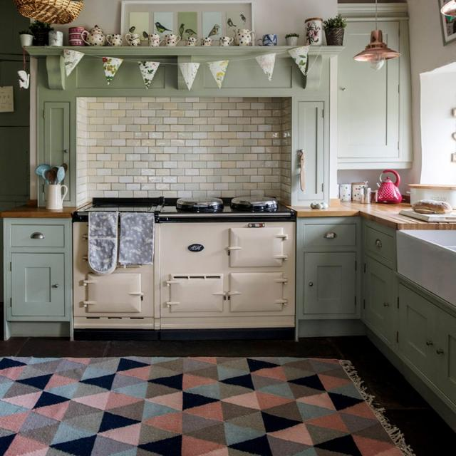11 cách tạo không gian bếp đồng quê cho năm 2021, chỉ nhìn một cái đã thấy quyến rũ hơn cả bếp phố-6