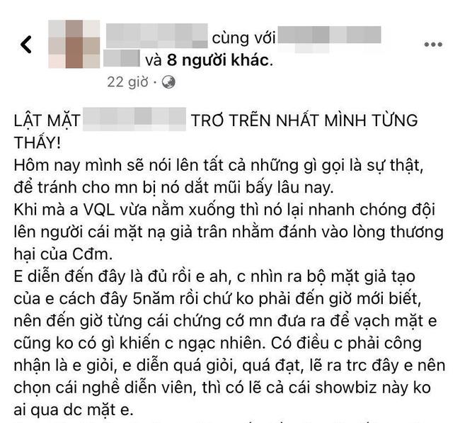 Bạn bè tiếp tục tiết lộ sự thật về mối quan hệ của vợ hai với Vân Quang Long trước khi qua đời: Không liên lạc, chỉ biết đòi tiền-2