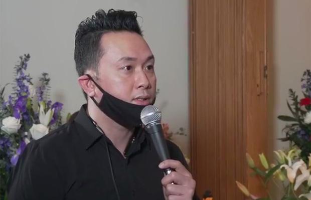 Hàn Thái Tú công khai chi tiết số tiền phúng điếu trong tang lễ ca sĩ Vân Quang Long tại Mỹ-5