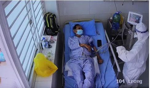 Tin mới nhất về bệnh nhân mắc COVID-19 diễn biến nặng phải hội chẩn quốc gia-1