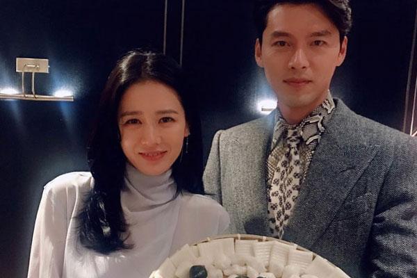 Thông tin Hyun Bin - Son Ye Jin kết hôn gây xôn xao giới bất động sản