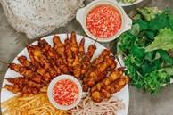 Bí quyết làm món gà xiên nướng bách vị siêu dễ lại siêu ngon