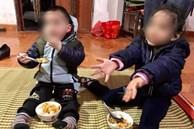 Hà Nội: 2 cháu nhỏ 3 và 5 tuổi bị bỏ rơi giữa thời tiết 10 độ kèm bức thư 'bố mẹ chết rồi, ai nhặt được xin nuôi hộ'