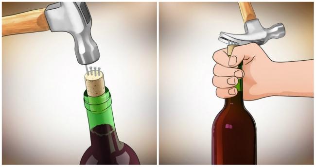 Mẹo khui rượu vang đón năm mới rực rỡ, dù thiếu dụng cụ mở cũng chẳng thể cản trở cuộc vui của bạn-13