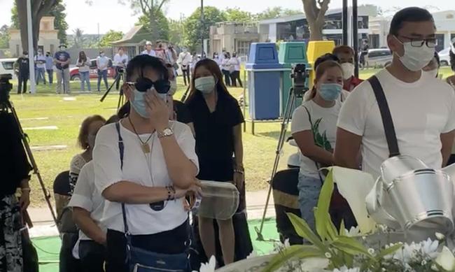 Á hậu Philippines được đưa đến nơi an nghỉ cuối cùng, đã xác định được danh tính các nghi phạm trong căn phòng nơi nạn nhân lui tới nhiều lần vào đêm định mệnh-3