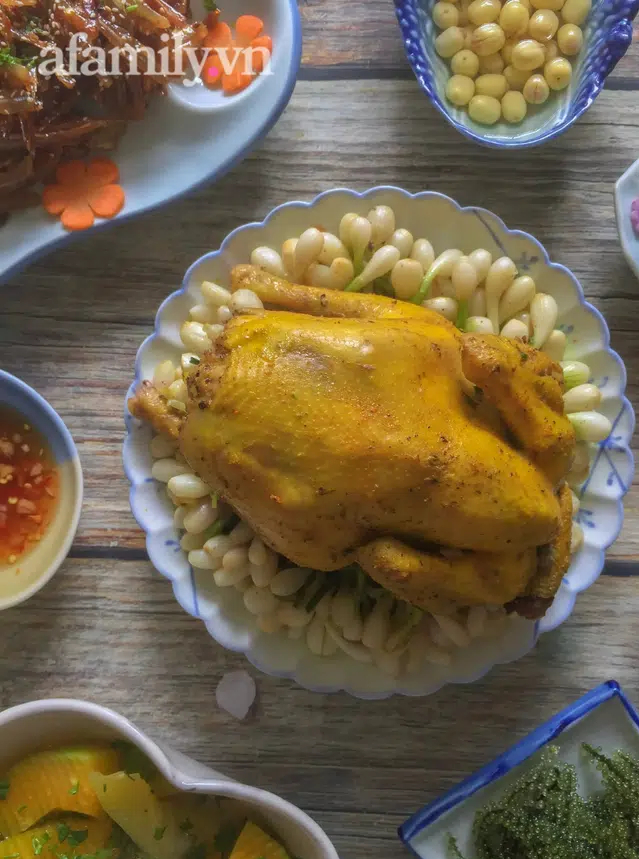 Mâm cơm 8 món ngon đẹp mà nấu không khó để các mẹ đổi món cho cả nhà dịp cuối tuần-2