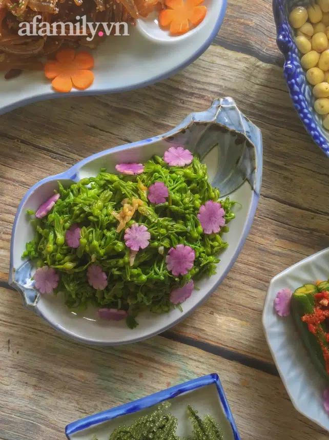 Mâm cơm 8 món ngon đẹp mà nấu không khó để các mẹ đổi món cho cả nhà dịp cuối tuần-5