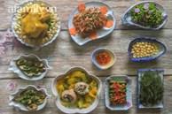 Mâm cơm 8 món ngon đẹp mà nấu không khó để các mẹ đổi món cho cả nhà dịp cuối tuần