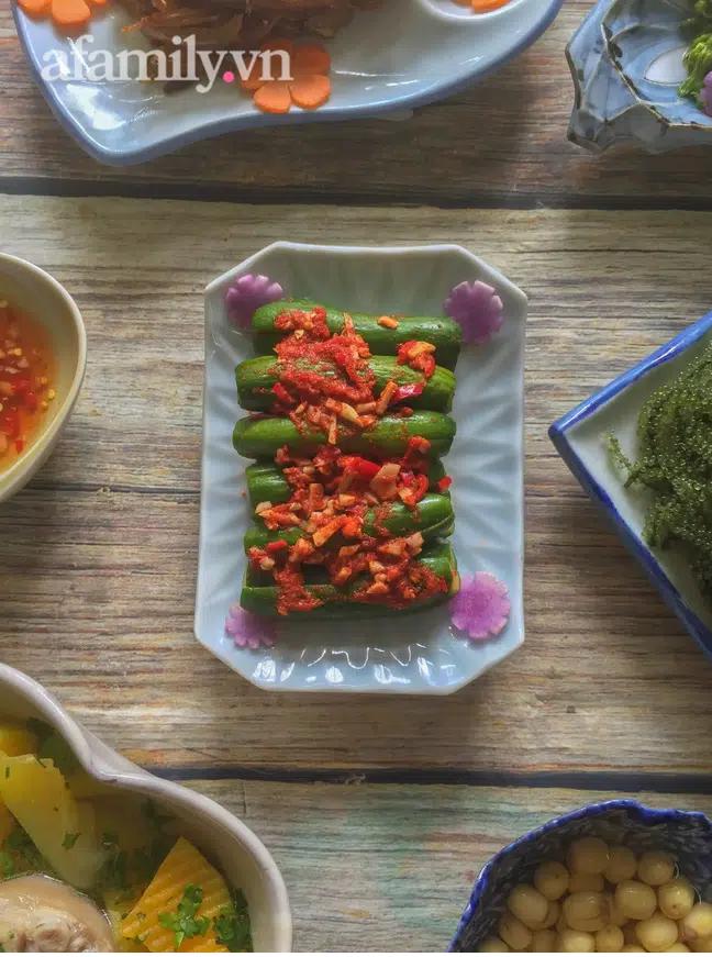 Mâm cơm 8 món ngon đẹp mà nấu không khó để các mẹ đổi món cho cả nhà dịp cuối tuần-7