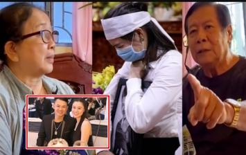 Vợ Vân Quang Long tiết lộ thái độ của bố chồng với cháu nội, không muốn giành thân phận-2