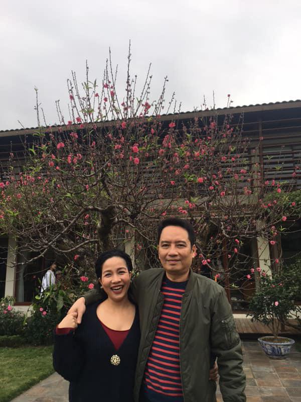 Diva Mỹ Linh khoe ảnh cưới trong trẻo, tiết lộ đã 23 năm vẫn ngủ chung giường cùng nhạc sĩ Anh Quân-3